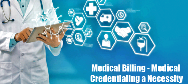 medical billing and credentialing services